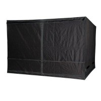 Non-Toxic Mylar Hydroponic Grow Tent Dark Room 120x120x78-in (10x10x6.5-ft), GYO1013